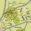 Plan for Systematics Garden