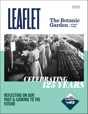 Leaflet 2020 magazine cover image