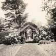 Capen Garden Arbor