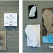 architecture projects by Erin Riley '11 and Gabriella Giacalone '12