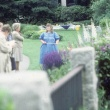 Garden Dedication in 1985