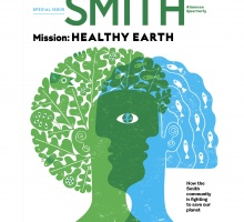 Spring 2020 Smith Alumnae Quarterly front page