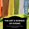 The Art and Science of Dyeing, image of cloth samples colored using different natural dyes