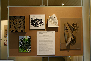Student projects exhibit