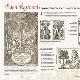 Eden Restored panel