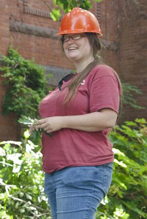 Emily Crowley AC '14J