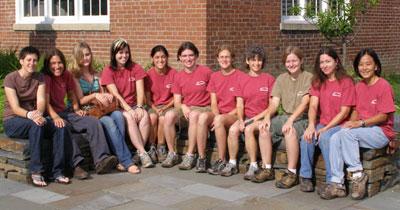 Summer Interns 2007