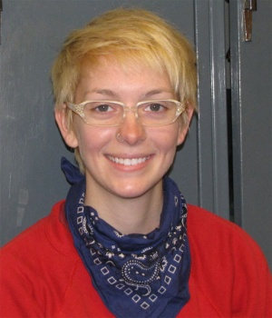 Lara Hamsher '12J