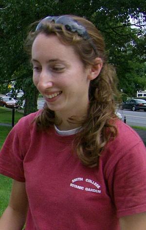 Meghan DeVries '03