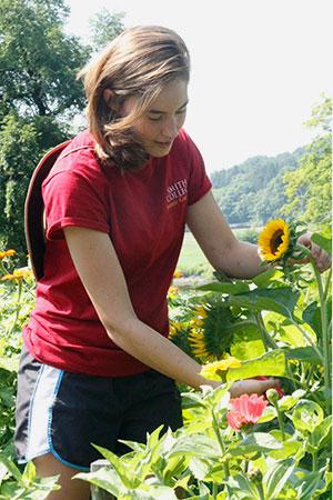 Mira Atherton '16 Mt. Holyoke College