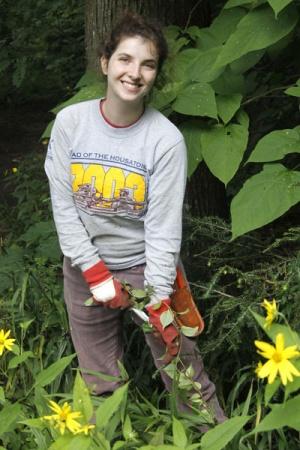 Rebecca Tischler '14 Mt. Holyoke