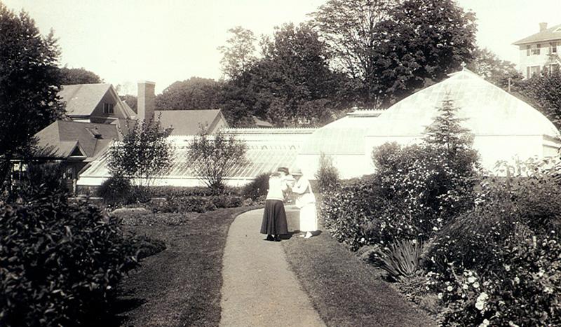 Rock Garden 1920s