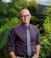 Botanic Garden Director Tim Johnson