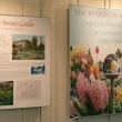 Smith College Botanic Garden information panel and exhibit Title panel