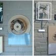 Architecture projects by Mariko McNamara '10 and Man Su '11