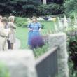 Garden Dedication in 1985